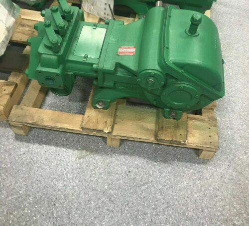 Myers D65-20 High Pressure Reciprocating Piston Pump 20160F031, SEWER PUMP
