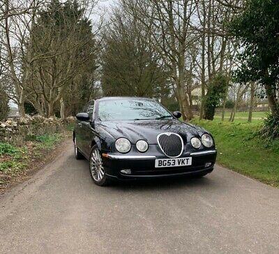 Jaguar S Type 4.2 V8