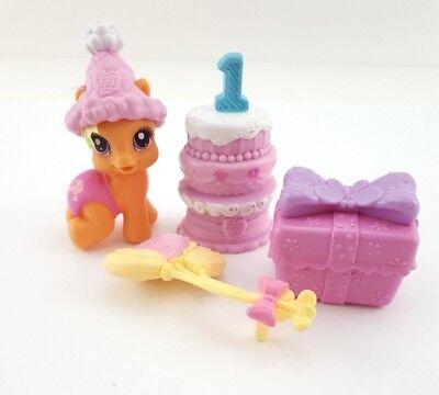 My Little Pony Birthdays (My Little Pony Baby Scootaloo's 1st Birthday)
