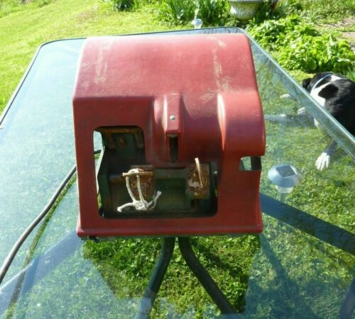 Vintage Keil Grinding Cutting Machine Model 12 1/2 Serial K-8464