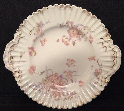 Rorstrand  Porcelain Serving Platter Provence Pattern Circa 1885  Sweden