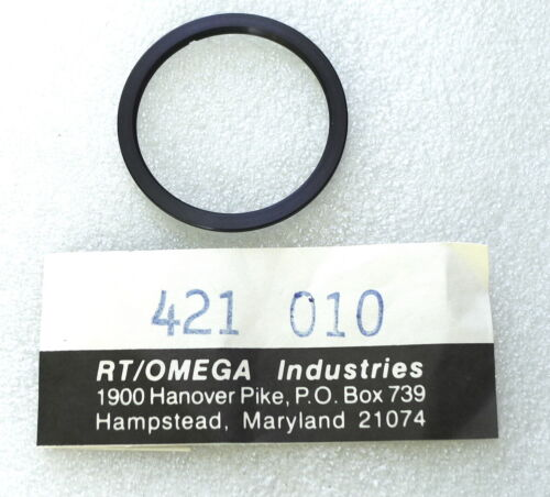 Omega 421-010 39mm Lens Retaining Ring - Jam Nut Locking Ring - NEW