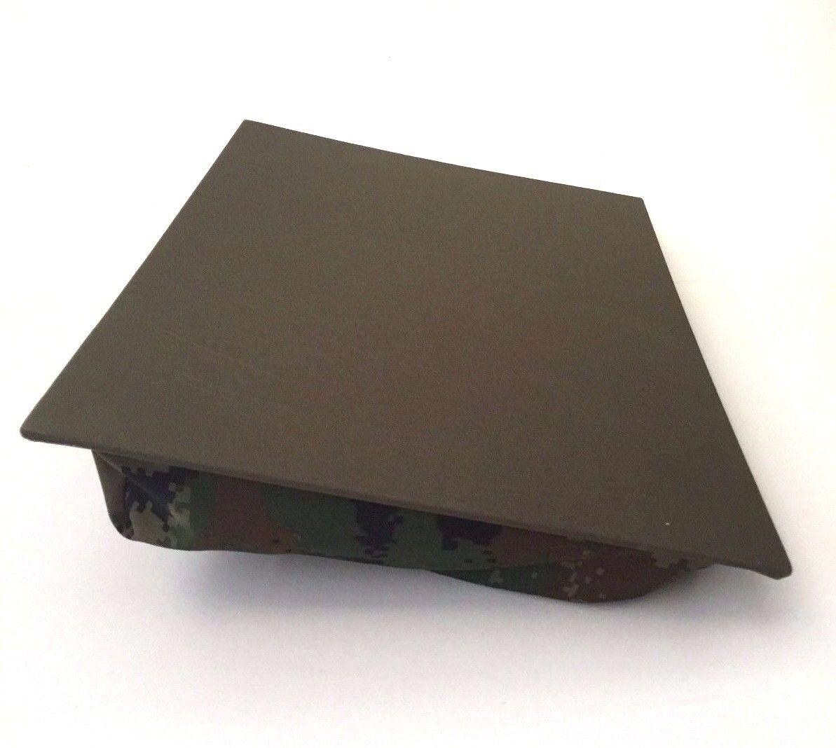 3 Of 9 Lap Desk Laptop Multi Purposes Tray Portable Back Cushion Beanbag 4