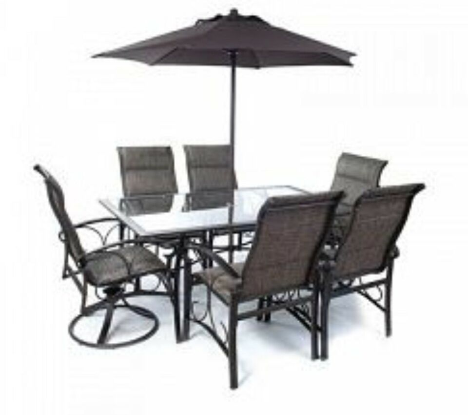 Patio furniture set patio garden furniture calgary for Outdoor furniture kijiji