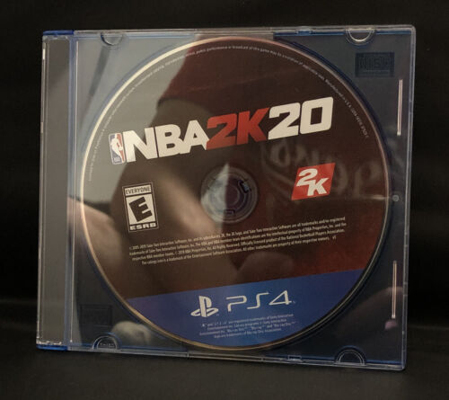 NBA 2K20 (Sony PlayStation 4 PS4) Disc Only - Fast Free Shipping -