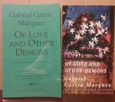 Gabriel Garcia Marquez OF LOVE AND OTHER DEMONS Uncorrected Proof 1995 ARC (Gabriel Garcia Marquez Of Love And Other Demons)