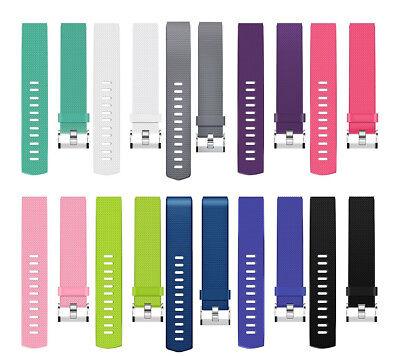 Fitbit Charge 2 Armband Uhrenarmbänder Verstellbares Ersatz Sport Fitnesstracker - Verstellbar Band