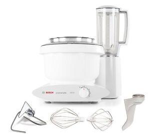 Bosch Universal Plus Mixer w/Blender Attachment NEW