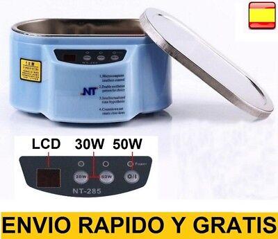 Limpiador por ultrasonido ultrasonico cleaner 30W Y 50W limpieza profesional