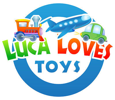Luca Loves Toys