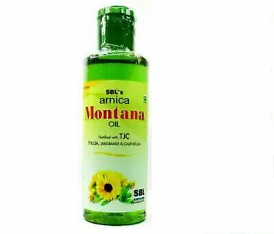SBL Arnica Montana Aceite With-Tjc Aceite para Cabello (100ml)