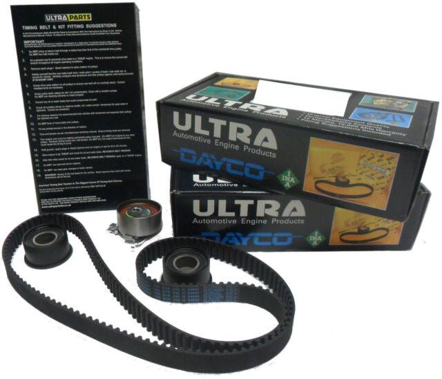 Timing Belt Kit fits Lancia Dedra & Lybra - 1.6i 16v (1995-2006) Dayco (KTB269)