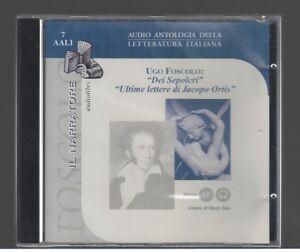 Ugo-Foscolo-DEI-SEPOLCRI-ULTIME-LETTERE-DI-il-Narratore-2002-Audiolibro