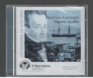 Giacomo-Leoperadi-OPERE-SCELTE-il-Narratore-2007-Audiolibro-CD-Audio
