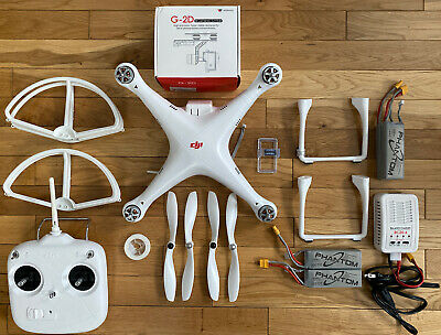 DJI Phantom Quadcopter Drone Model P330D