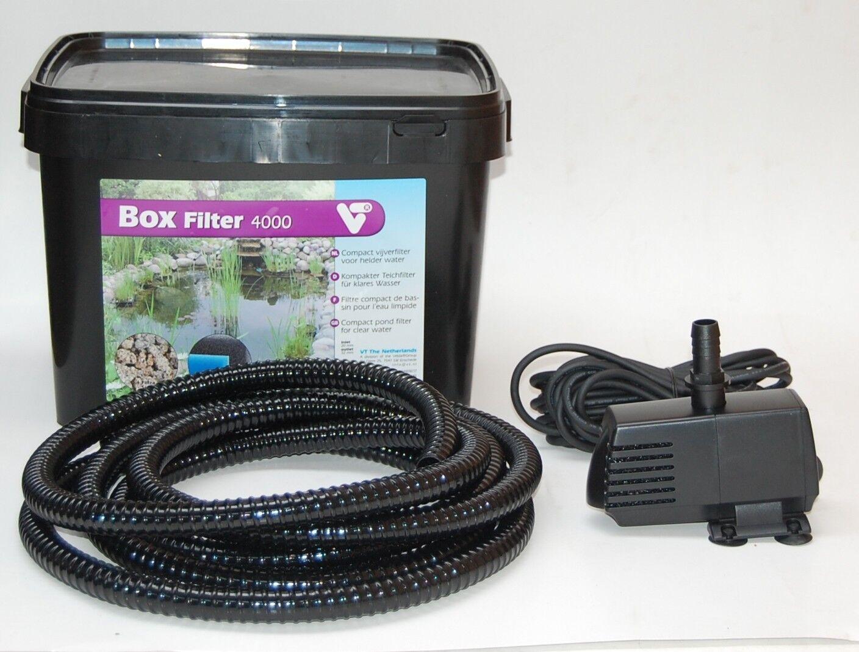 20W Solarpumpe Teichpumpe Filter Akku Wasserspeier Tauchpumpe Gartenteichpumpe !