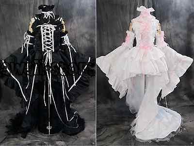 a-041 S/M/L/XL/XXL CHOBITS CHI Cosplay Kostüm LOLITA costume dress Kleid