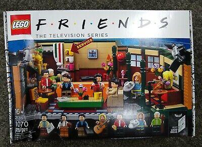 LEGO FRIENDS CENTRAL PERK Set# 21319 LIMITED *SEE DETAILS*