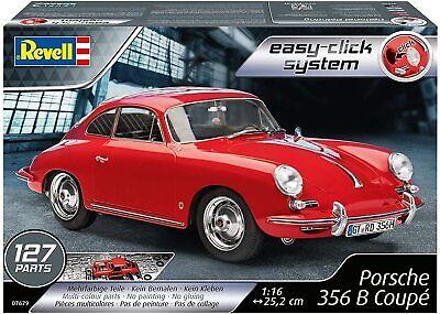Revell RV07679 Porsche 356 Coupe (Easy Click) Model Kit