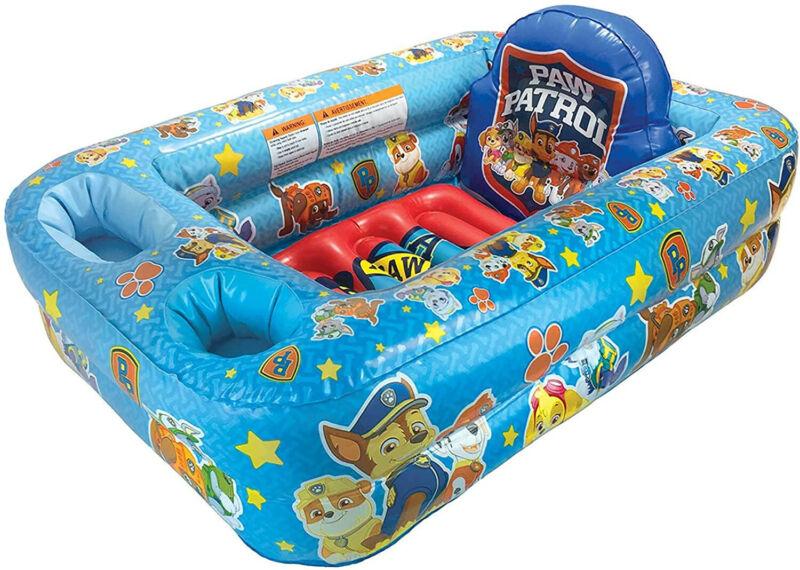 NICKELODEON PAW PATROL Inflatable Safety Bathtub