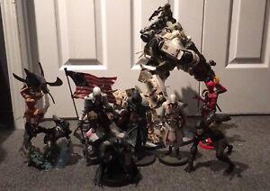 Lot de figurines gaming