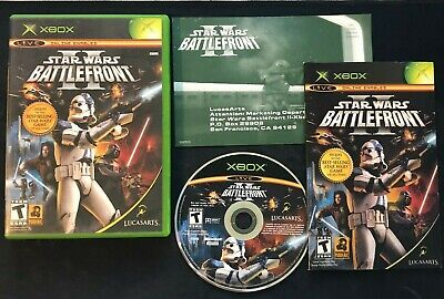 Star Wars: Battlefront II 2  (MICROSOFT XBOX) COMPLETE