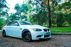 2012 E92 BMW M3 Coupe V8 Supercharged Lane Cove North Lane Cove Area Preview