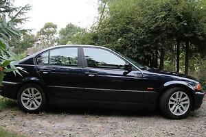 1998 BMW 318i Sedan Ringwood East Maroondah Area Preview