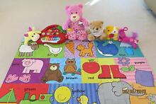 Puzzle + Piano + Soft Toys Phillip Woden Valley Preview
