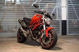 Ducati Monster 659 ABS Learner Legal LAMS Motorcycle 2011 Hornsby Hornsby Area Preview