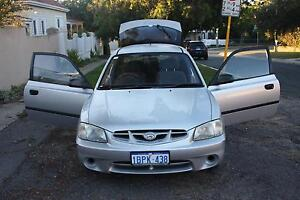 2003 Hyundai Accent Hatchback Fremantle Fremantle Area Preview