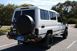 2010 Toyota LandCruiser Troopcarrier GXL. Safety Bay Rockingham Area Preview