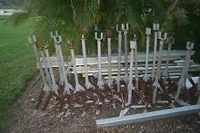 HEAVY DUTY BUILDERS DECKING STANDS Strathdickie Whitsundays Area Preview