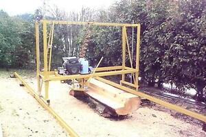 8 inch sawmill portable Maydena Derwent Valley Preview