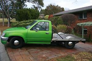 1995 Toyota Hilux Other Armidale Armidale City Preview