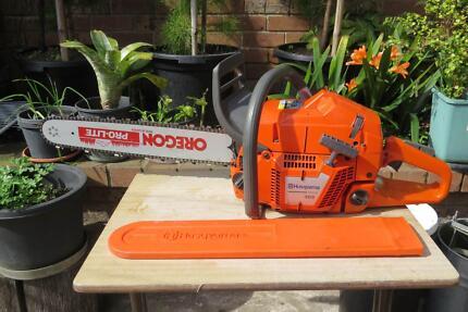 "Husqvarna Chainsaw 365, 65.1 c.c. 2 stroke petrol, 20"" inch bar Leichhardt Leichhardt Area Preview"