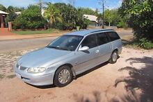 1999 Holden Commodore Wagon Cable Beach Broome City Preview