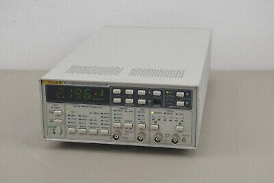 Fluke Model 81 50mhz Pulse Function Generator Ieee-488.2 Interface 23363 F23