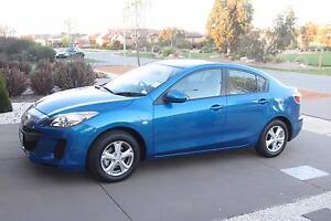 2012 Sky Blue Mazda3 Neo Auto Sedan-One Owner Car Harrison Gungahlin Area Preview