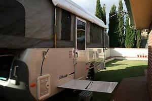 Off Road Coromal Silhouette PS451 Camper Trailer 09/2010 Build Muswellbrook Muswellbrook Area Preview