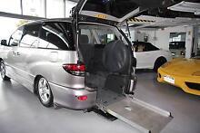 2004 Toyota Tarago / Estima Wheelchair / Disabled Vehicle Beckenham Gosnells Area Preview