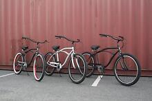 GC Bikes Old School Beach Cruisers Now in Stock 7 Speed Miami Gold Coast South Preview
