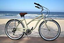 SALE! Brand New Ladies Beach Cruisers 7 Speed Shimano gears Miami Gold Coast South Preview