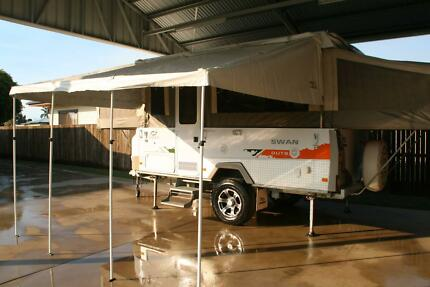 2011 Jayco Swan outback Avenell Heights Bundaberg City Preview