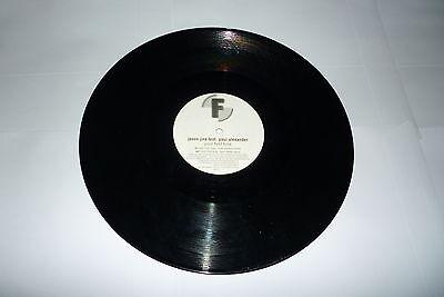 """JASON JINX Feat PAUL ALEXANDER - The first time - 2002 UK 12"""""""