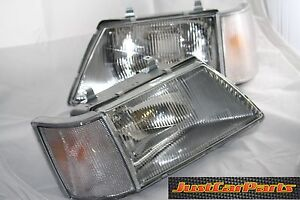 Holden-Commodore-Calais-VH-VK-Headlights-Indicators-Brand-New-PAIR