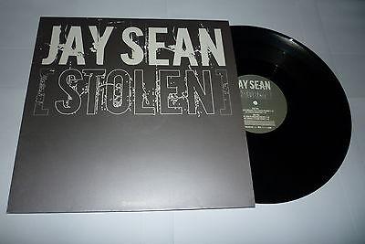 """JAY SEAN - Stolen - 2004 UK 4-track 12"""" single"""
