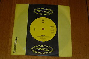 ABBA-Fernando-UK-Yellow-label-Epic-7-vinyl-single