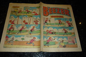 THE-BEEZER-ISSUE-1348-Date-14-11-1981-UK-PAPER-COMIC