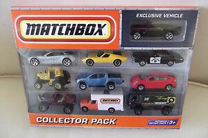 MATCHBOX-1-Pack-of-10-Authentic-Die-Cast-Parts-Vehicles